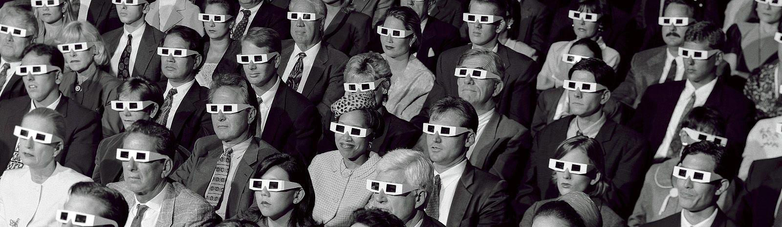 audience-with-3d-glasses 3